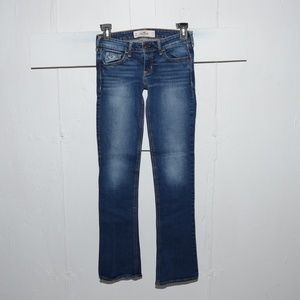 Hollister slim boot womens jeans size 1 R 8750